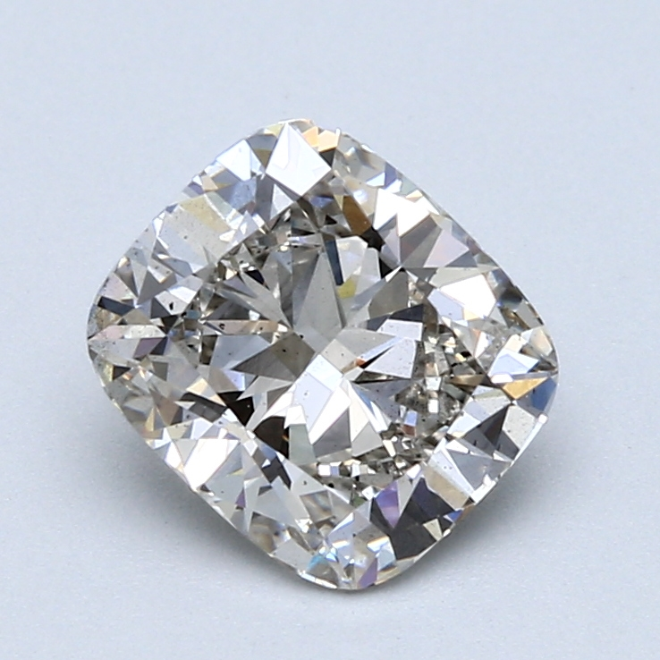 2.03 Carat I-VS2 Ideal Cushion Diamond